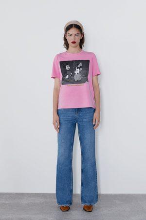 Zara Licencjonowana koszulka z myszką miki ©disneya