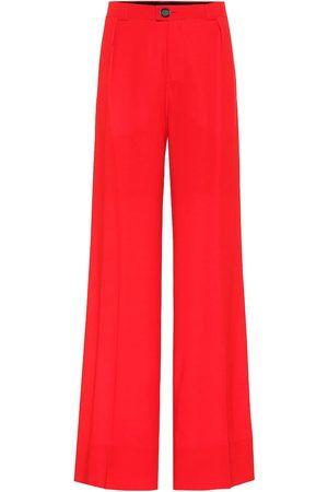 Kwaidan Editions High-rise wide-leg pants