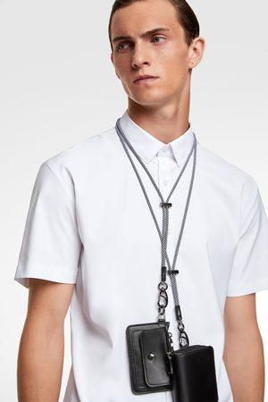 Zara Koszula z krótkim rękawem z kolekcji traveler