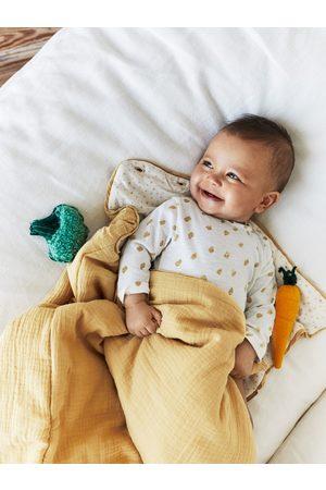 Zara Teksturowany śpiworek niemowlęcy