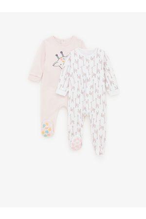 Zara Komplet 2 piżam w żyrafy