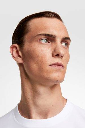 Zara Mężczyzna Koszule - Koszula ze ściągaczem z kolekcji traveler