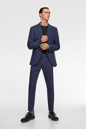 Zara Spodnie od garnituru z kolekcji traveler