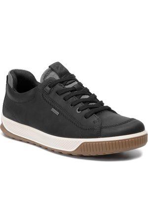 Ecco Mężczyzna Buty casual - Sneakersy - Byway Tred 50182402001 Black