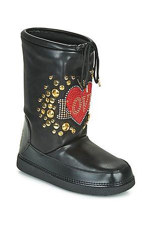 Love Moschino Kobieta Botki - Śniegowce SKI BOOT