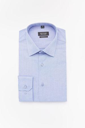 Recman Mężczyzna Z długim rękawem - Koszula versone 2798 długi rękaw custom fit