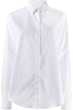 Saint Laurent Kobieta Koszule - White