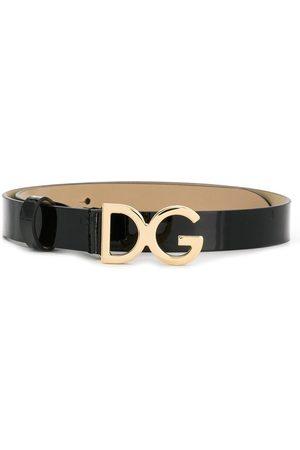 Dolce & Gabbana Dziewczynka Szelki - Black