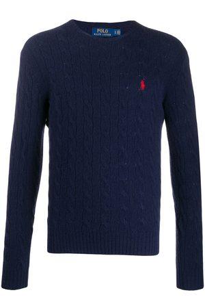 Polo Ralph Lauren Mężczyzna Swetry i Pulowery - Blue