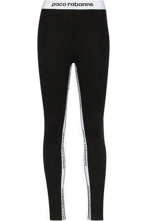 Paco rabanne Kobieta Spodnie - Black