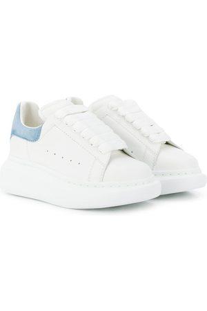 Alexander McQueen Chłopiec Sneakersy - White