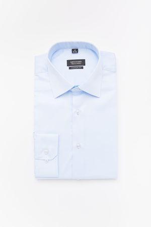 Recman Mężczyzna Z długim rękawem - Koszula versone 2509 długi rękaw custom fit