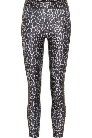 Golden Goose Nori leopard-print leggings