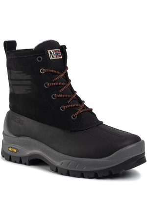 Napapijri Trekkingi - Prezzo 9FPEAK01 Oil Black 041
