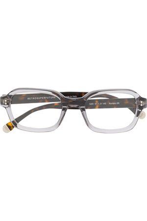 Retrosuperfuture Okulary przeciwsłoneczne - White