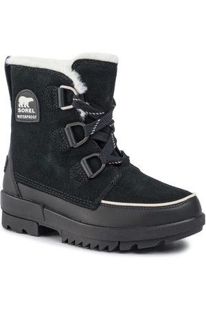 sorel Śniegowce - Torino II NL3488 Black 010