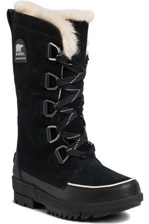 sorel Śniegowce - Torino II Tall NL3489 Black 010