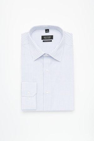 Recman Mężczyzna Z długim rękawem - Koszula coviva 2937 długi rękaw custom fit