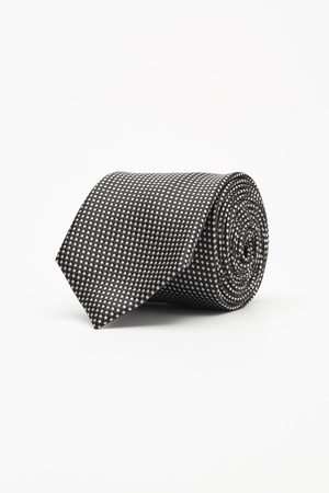 Recman Mężczyzna Krawaty - Krawat mikrowzór 100