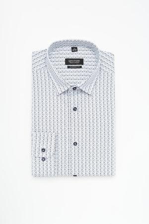 Recman Mężczyzna Z długim rękawem - Koszula coline 2951 długi rękaw custom fit