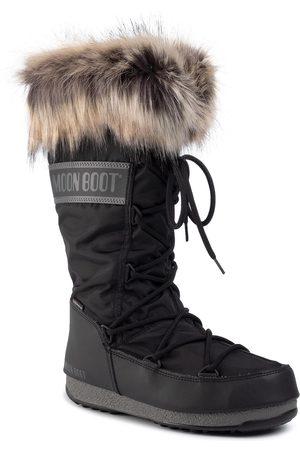 Moon Boot Śniegowce - Monaco Wp 2 24008700001 Black
