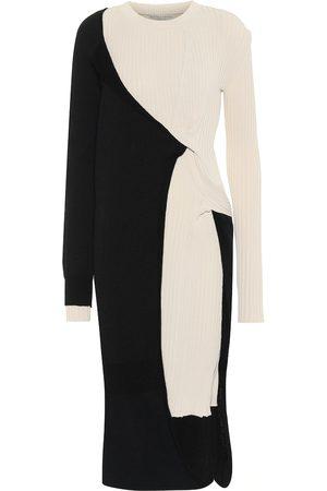 Bottega Veneta Wrap sweater dress
