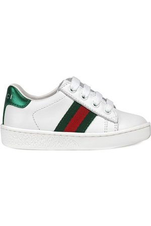 Gucci Chłopiec Sneakersy - White