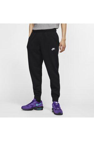 Nike Męskie joggery Sportswear Club - Czerń