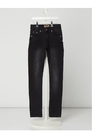 Blue Effect Jeansy w dekatyzowanym stylu o kroju skinny fit