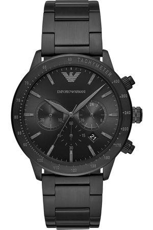 Emporio Armani Mężczyzna Zegarki - Zegarek - Mario AR11242 Darkgrey
