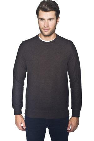 Recman Mężczyzna Bluzy - Bluza jarama brąz 0001