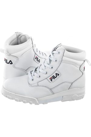 biala damskie obuwie Fila, porównaj ceny i kup online