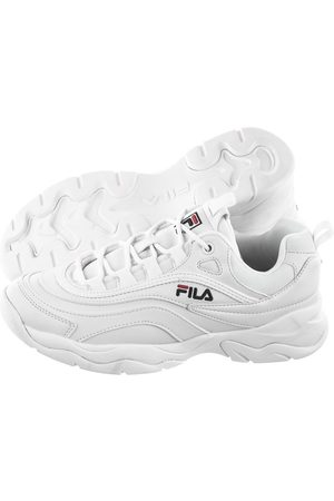Sneakersy Ray Low Wmn White 1010562.1FG (FI11 a)