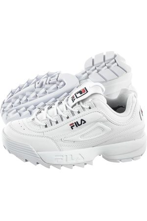 Sneakersy Disruptor Low Wmn White 1010302.1FG (FI6 c)