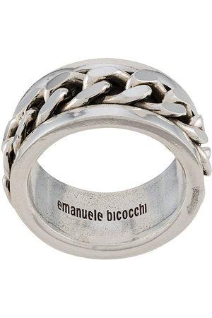 EMANUELE BICOCCHI Pierścionki - Metallic