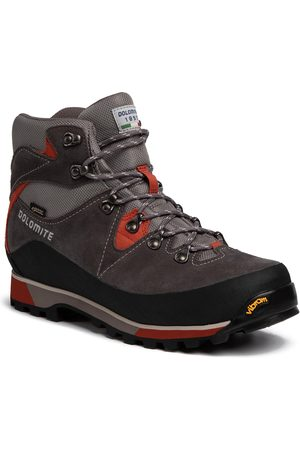 Dolomite Trekkingi - Zerma Tt Gtx GORE-TEX 248113-1153014 Graphite Grey/Ochre Red