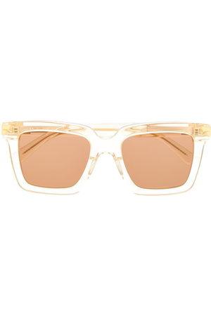 Bottega Veneta Eyewear Neutrals