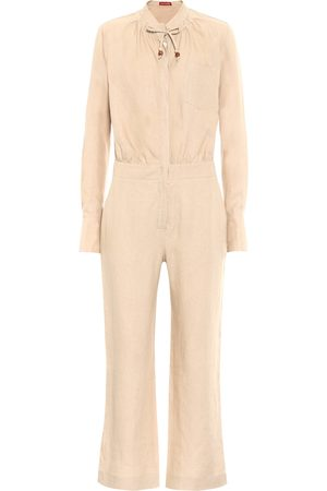 Altuzarra Exclusive to Mytheresa – Bri linen jumpsuit