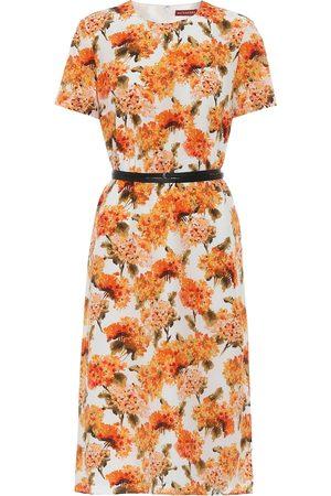 Altuzarra Exclusive to Mytheresa – Coco floral silk midi dress