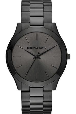 Michael Kors Mężczyzna Zegarki - Zegarek - Slim Runway MK8507 Black/Black