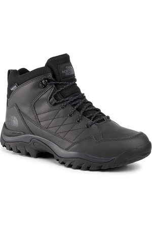 The North Face Mężczyzna Buty trekkingowe - Trekkingi - Storm Strike II Wp T93RRQCA0 Tnf Black/Ebony Grey