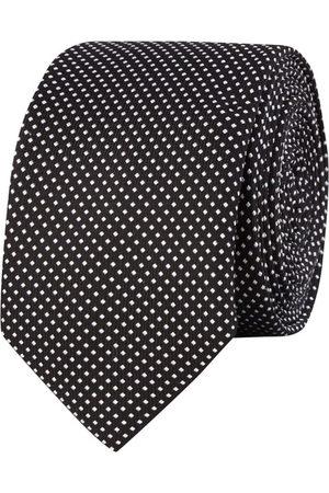 Olymp Krawat z czystego jedwabiu (5 cm)