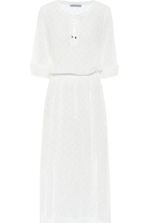 Heidi Klein Cairns cotton mini tunic dress