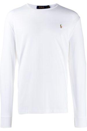 Polo Ralph Lauren Mężczyzna Z krótkim rękawem - White