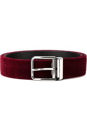 Dolce & Gabbana Mężczyzna Paski - Red