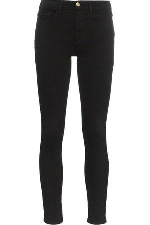 Frame Kobieta Skinny - Black