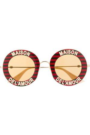 Gucci Kobieta Okulary przeciwsłoneczne - Red