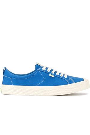 CARIUMA OCA Low Washed Canvas Contrast Thread Sneaker