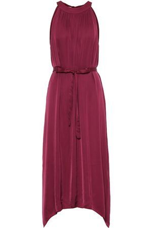 Velvet Camilla midi dress