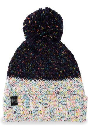 Buff Mężczyzna Czapki - Czapka - Knitted & Fleece Hat Janna 117851.779.10.00 Night Blue